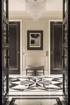 Get inspired by the best luxury interior design projects. Find out how to elevate your home decor on Design Entrée, Floor Design, Design Layouts, Tile Design, Brochure Design, Cover Design, Design Trends, Design Ideas, Design Inspiration