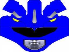 Zyuranger- Tricera Ranger Helmet by on DeviantArt