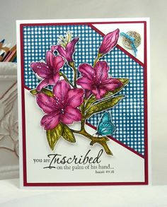 CC468   Jubilant by BeckyTE - Cards and Paper Crafts at Splitcoaststampers