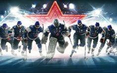 Обои Hockey, команда, Политпроект, СКА, SKA, Хоккей, хоккеисты, вратарь, звезда