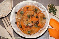 Zucca gratinata al forno, ricetta light saporita