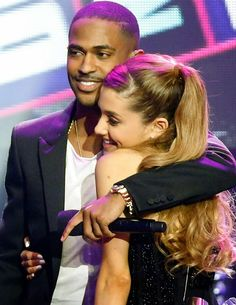 New PopGlitz.com: Big Sean Says He Has Great Chemistry with Ariana Grande - http://popglitz.com/big-sean-says-he-has-great-chemistry-with-ariana-grande/