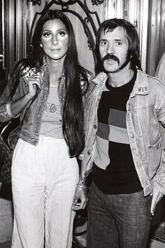 Sonny & Cher; the 19 most iconic American couples of all time.