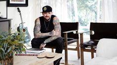 Home Tour: Benji Madden, the Accidental Designer via @MyDomaine