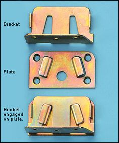 Right-Angle Joiners-use these to repair bed ? or make lots of stuff