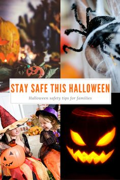 To ensure that youre having a fun and safe Halloween, Ive got 10 Halloween safety tips from pumpkin carving to trick or treating for you and your family. Halloween Safety Tips, Halloween Activities For Kids, Fall Crafts For Kids, Autumn Activities, Creepy Halloween, Halloween Kids, Halloween Crafts, Halloween Party, Halloween Decorations