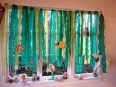 Seaweed Curtain