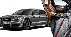 Audi A8 Special Edition