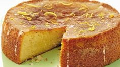 This flourless orange cake is so rich and tangy that you won't notice it is…