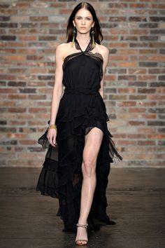 Sachin + Babi Spring 2013 RTW #runway #fashion