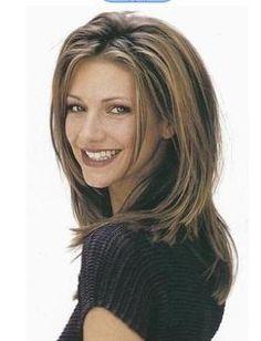 Girls Medium Length Layered Hairstyles - Celebs Haircut Ideas