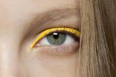 love bold statement makeup