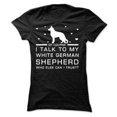 White German #Shepherd