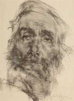 by Nicolai Ivanovich Fechin (Russian/American,1881 -1955)