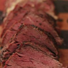Smoked Beef Tenderloin is the ultimate melt-in-your mouth cut of meat. Topped with a light yet luscious white wine mushroom gravy this dish is perfect. Whole Beef Tenderloin, Grilled Beef Tenderloin, Beef Tenderloin Recipes, Roast Beef, Pellet Grill Recipes, Grilling Recipes, Meat Recipes, Appetizer Recipes, Dinner Recipes