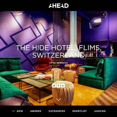 Switzerland Hotels, All Over The World, Neon Signs, Flims