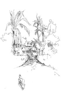 wip 04-10: urban sketching / iberic peninsula 2012