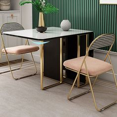 Dining Set, Dining Table, Narrow Console Table, Storage Mirror, Table Dimensions, Metal Chairs, Home Improvement, Table Settings, Glass