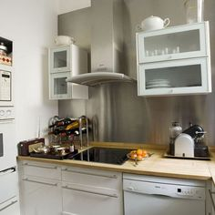 Most Popular Small Kitchen Ideas, Check It Out :) #homeideas #kitchens