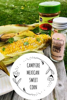 This campfire Mexican sweet corn is guaranteed to liven up the picnic table! Best Camping Meals, Camping Desserts, Camping Recipes, Camping Ideas, Mexican Street Corn, Dinner Sides, Sweet Corn, Cob, Lineup