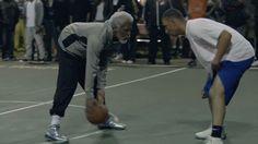 Vídeo: Un jugador NBA se hace pasar por anciano y da un baño a un equipo callejero