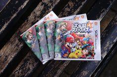大乱闘 Smash Brothers for 3DS.  2014/09/13 発売 / 5,200円 (税別)
