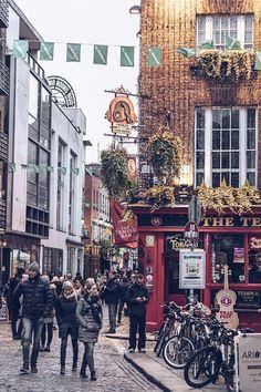 Refuse to hibernate Dublin rue The Temple Bar Ireland Beach, Galway Ireland, Ireland Vacation, Cork Ireland, Dublin Travel, Ireland Travel, Asia Travel, Restaurants In Dublin, Dublin Pubs
