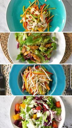 Descubra 4 receitas de molho para deixar as suas saladas ainda mais incríveis e saborosas!