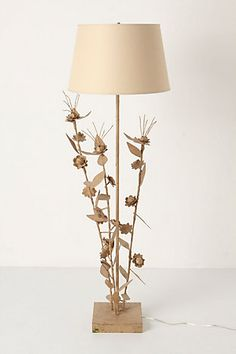 Totally freaking love this, flowers are like a paper mache, but it's no longer available - DAMN.