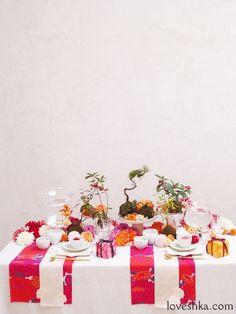 ゼクシィ掲載 / ジャパニーズ /和 / 和婚 / ディスプレイ / 高砂 / ウェディング / 結婚式 / wedding / オリジナルウェディング / プティラブーシュカ