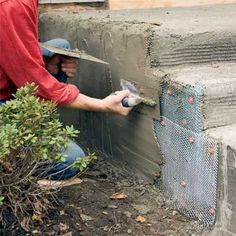 Photo: Kolin Smith | thisoldhouse.com | from How to Clad Concrete Steps in Stone