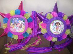 piñatas de tambor varios personajes - Querétaro - Fiestas y Eventos - servicos