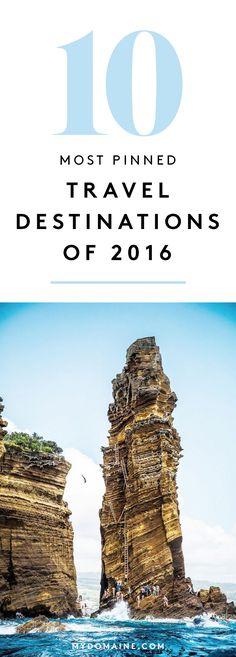 The hottest summer travel destinations