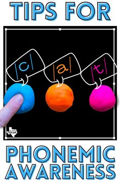 If you teach reading to young children, phonemic awareness is a staple for ensuring long term success. Counting sounds and manipulating sounds in spoken words CAN be fun to practice! Check out my blog post for some easy practice ideas!