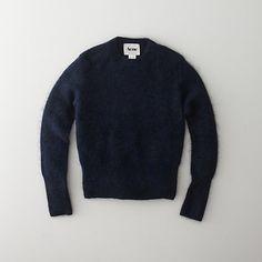Acne Lia Mohair Sweater