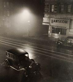 NYC. Hanscom's Bakery, 1939