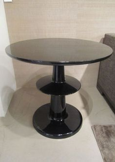 Holly Hunt accent table