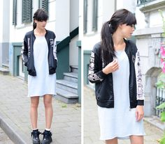 Get this look: http://lb.nu/look/6378344  More looks by Lucy De B.: http://lb.nu/lovelybylucy  Items in this look:  Stüssy Jacket
