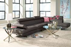 Piper Grey Sectional