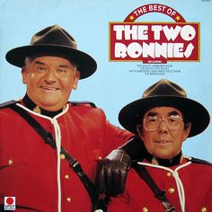 The Two Ronnies - it's goodnight from me and it's goodnight from him!
