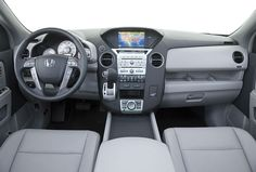 2015 Honda Pilot interior redesign. Love it!