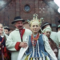 Chlopi, the movie is based in 19th-century Poland and based on Wladyslaw Reymont's novel. It was released in 1973 and is a classic.