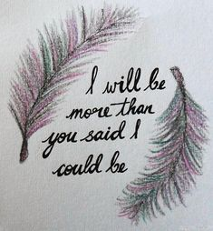 Dear ED, I will be more than you said I could be. #edrecovery #eatingdisorders