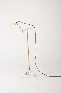 Hyunyoung Park: Crane Lamp