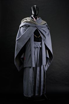 "Japan's man of the clothes is a Yappa hakama! Anyway to send a cool guy kimono ""sum dimension drop Ya"" Inspiration Mode, Character Design Inspiration, Writing Inspiration, Japanese Outfits, Japanese Fashion, Larp, Mode Costume, La Mode Masculine, Fantasy Costumes"