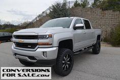 Lifted 2016 Chevrolet Silverado 1500 South-Carolina