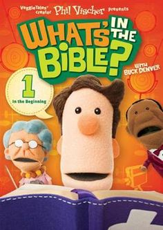 """What's in the Bible - Awesome for teaching Kids about the Bible! I use it for research. """"How did they approach this story in teaching kids."""" They also have a curriculum for churches."""