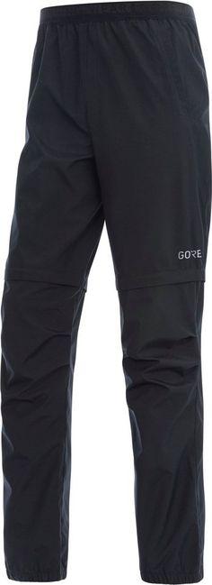 GORE WEAR Laufhose »R3 Windstopper Zip-Off Pants Men« für 139,95€. Modelljahr 2018, Material mit vielseitigem mittlerem Thermoschutz bei OTTO