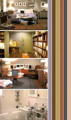 carrie bradshaw's apartment