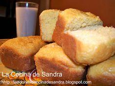 La Cocina de Sandra: Delicioso Pan de Maíz.., dulce !!!! (Delicious Corn Bread ... sweet !!!!)